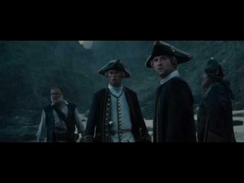Pirates Of The Caribbean Vierailla Vesillä