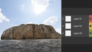 Advanced layer options (Affinity Photo)