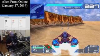 Alien Front Online (January 17, 2017) Sega Dreamcast Online Multiplayer [w/ Commentary]