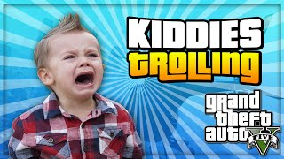 9 jähriger spielt GTA 5 - TROLLING GTA 5 KIDDIES   iCrimax