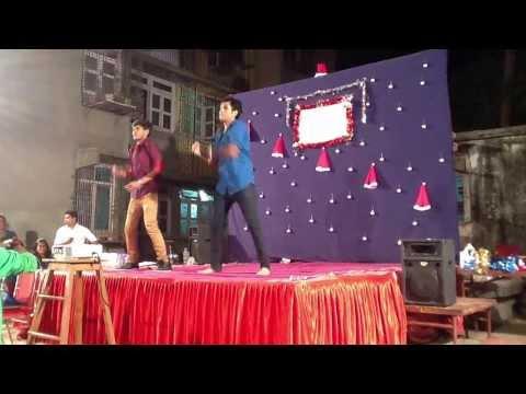 Unity 2013  - Ramji Ki Chaal Dhating Nach fusion Dance