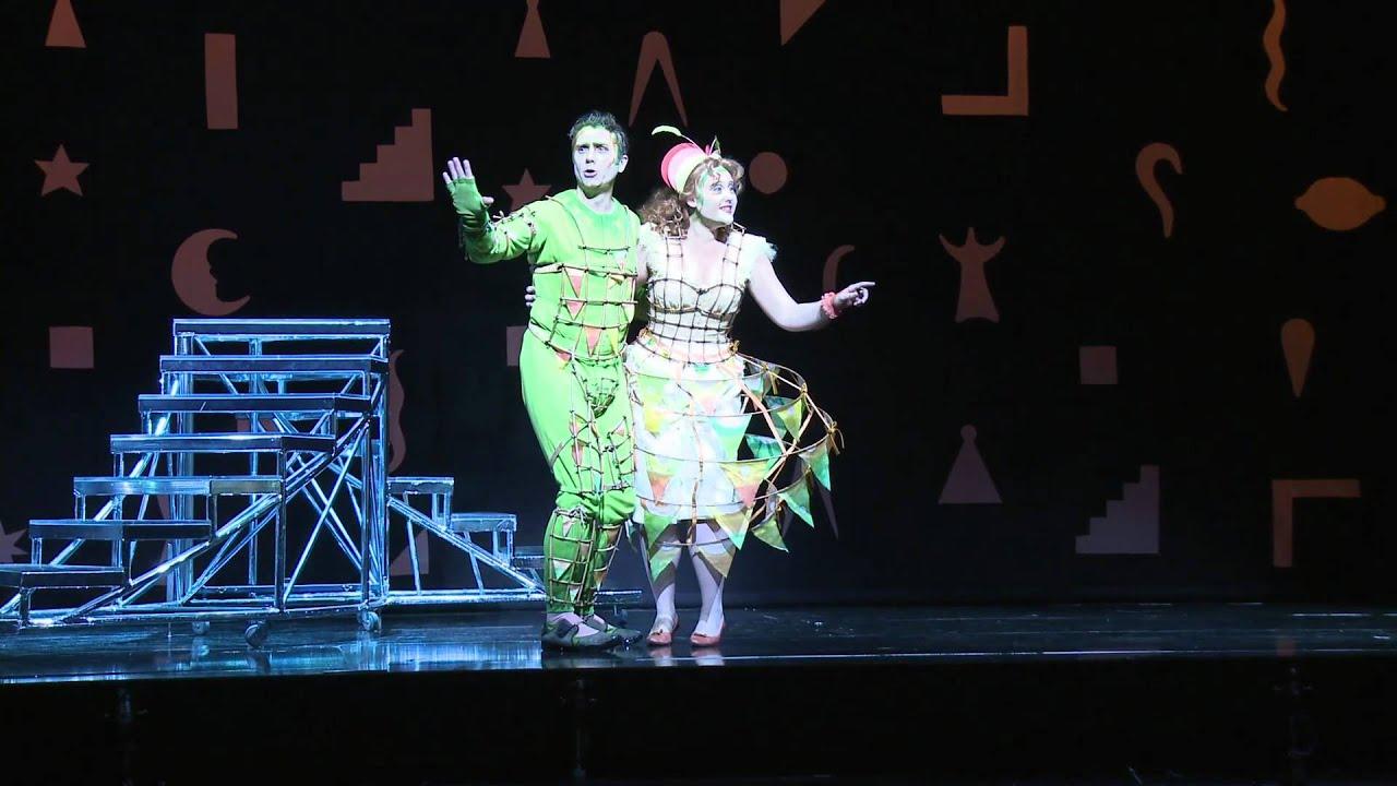 The Magic Flute: Papageno Papagena duet - Opera Australia - THE ...