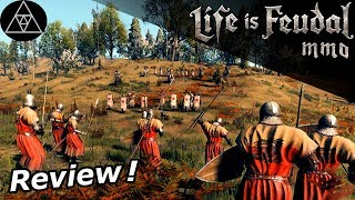 Life is Feudal: MMO ► Mittelalter Simulator? Early Access Review! LiF MMO Gameplay, deutsch