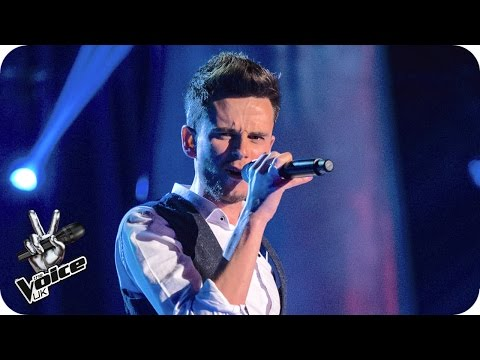 Tom Milner performs 'Wait On Me' - The Voice UK 2016: Blind Auditions 3