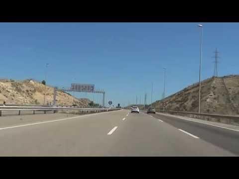 Autovía A-23: Zaragoza - Huesca