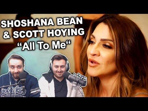 """""""Shoshana Bean and Scott Hoying - All To Me"""" Singers Reaction"""