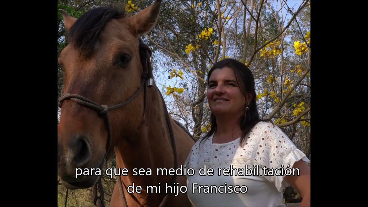 Elena Cataldi, Fundación Equinoterapia del Azul