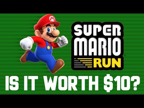 Will Super Mario Run for Android be worth your time?