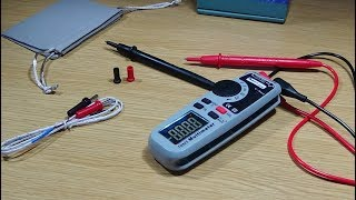 THE NEW 6000 COUNTS TRUE RMS MUSTOOL MT92 MULTIMETER