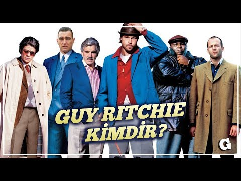 GUY RITCHIE KİMDİR?