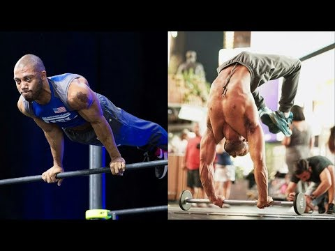 The King of HANDSTAND and BALANCE!!! Best of Christopher Joyce 2018