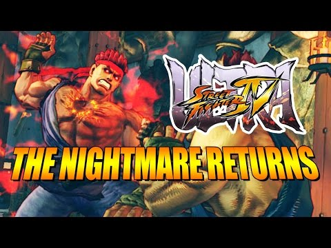THE NIGHTMARE RETURNS: Evil Ryu