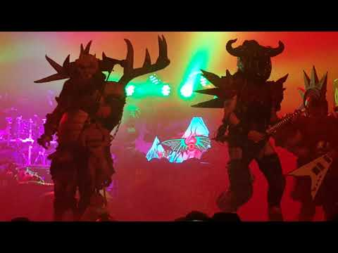 GWAR - Fuck This Place (Live at Trocadero Theatre in Philadelphia 10/29/17)