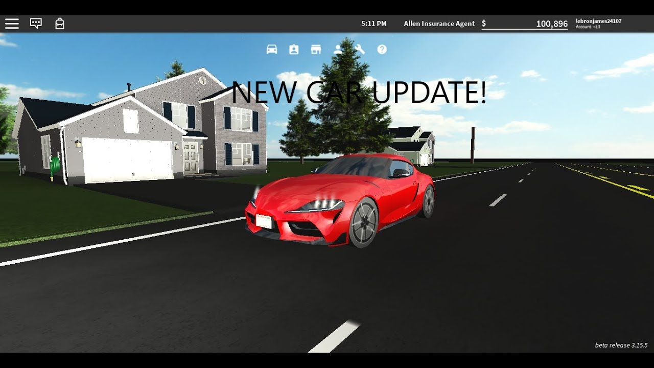 New Car Update 5 New Cars Roblox Greenville Youtube