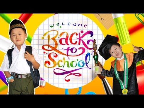 Selamat Hari Guru 2017 💗 Lagu anak Guruku tersayang cover Uyyus ✿ Uyyus fun video