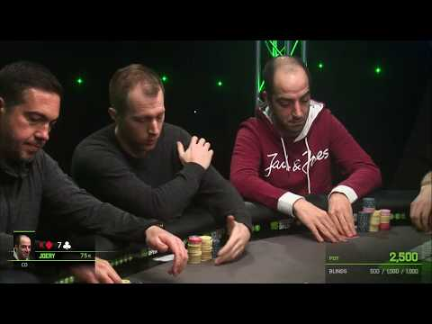 Main event Day 2 at Unibet Open Sinaia 2019