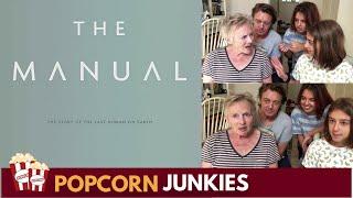 The Manual Trailer - Nadia Sawalha & Family Reaction & Review