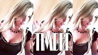 "Pitbull Ft Ke$ha - ""timber"" [jose Hidalgo Ft. Kessy Stone]"