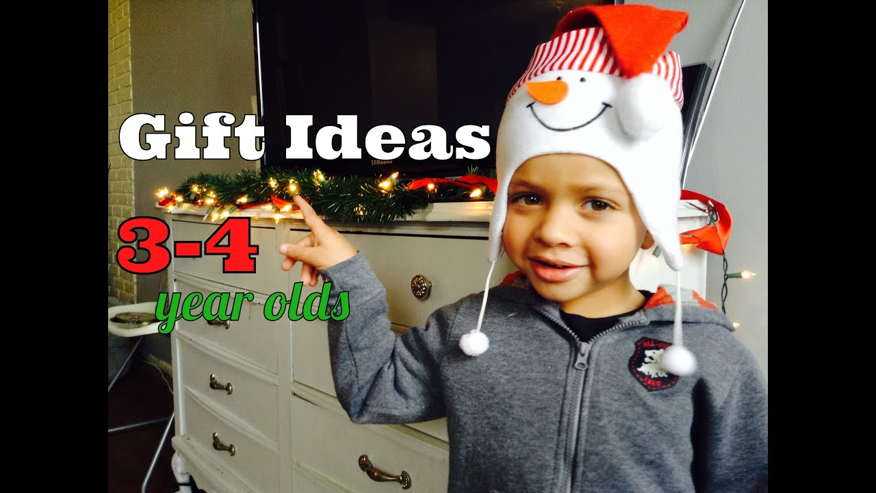 ALL I WANT FOR CHRISTMAS COLLAB | 3-4 YR OLD BOY | HOLIDAY GIFT ...