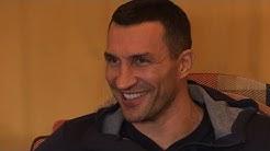 """Klitschko vor Joshua-Kampf: """"Hab ich das noch drauf? Natürlich!"""""""