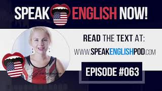 #063 Ordering Coffee in English (like a New Yorker)