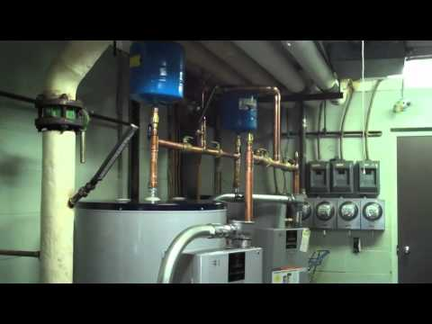 Best Charlotte, NC Plumber installs commercial water heaters