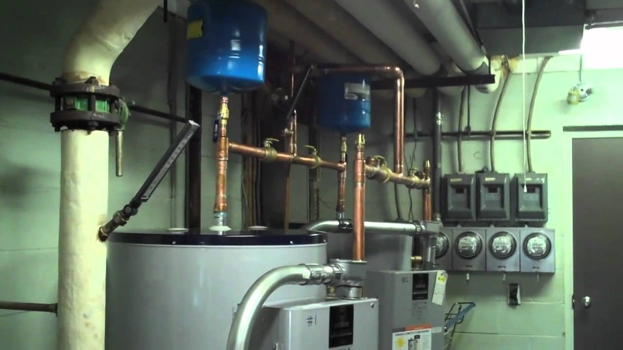 Best Charlotte Nc Plumber Installs Commercial Water