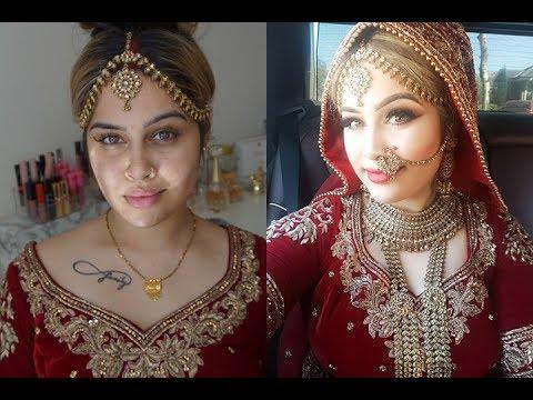 Wedding Makeup - Indian Bridal | Meenal Garib