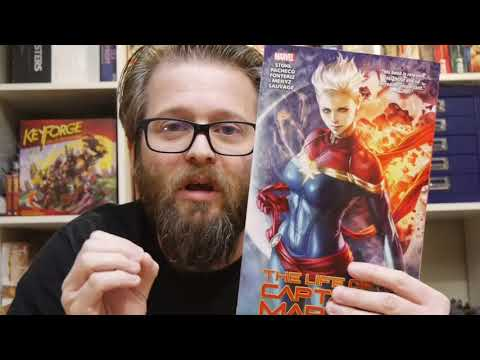 Marvel Comics Review: The Life of Captain Marvel Mp3