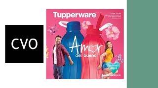 Catálogo Tupperware Tupper Tips 02 de 2019 México ebd098d7166
