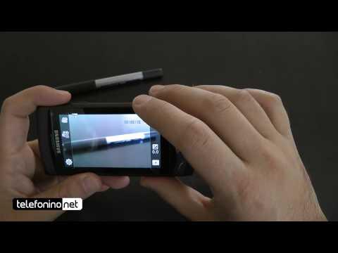 Samsung Wave S8500 videoreview da Telefonino.net