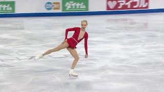 Брэди Теннел. Короткая программа. Женщины. Skate Canada. Гран-при по фигурному катанию 2019/20