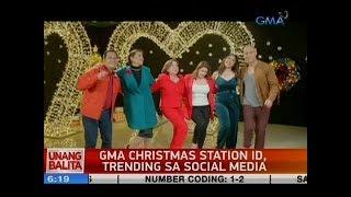 UB: GMA Christmas station ID, trending sa social media