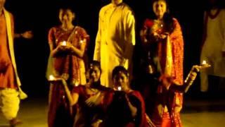 Oracle PA Diwali Fashion show 2009