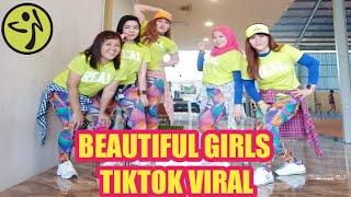 BEAUTIFUL GIRLS - TIKTOK VIRAL - ZUMBA DANCE