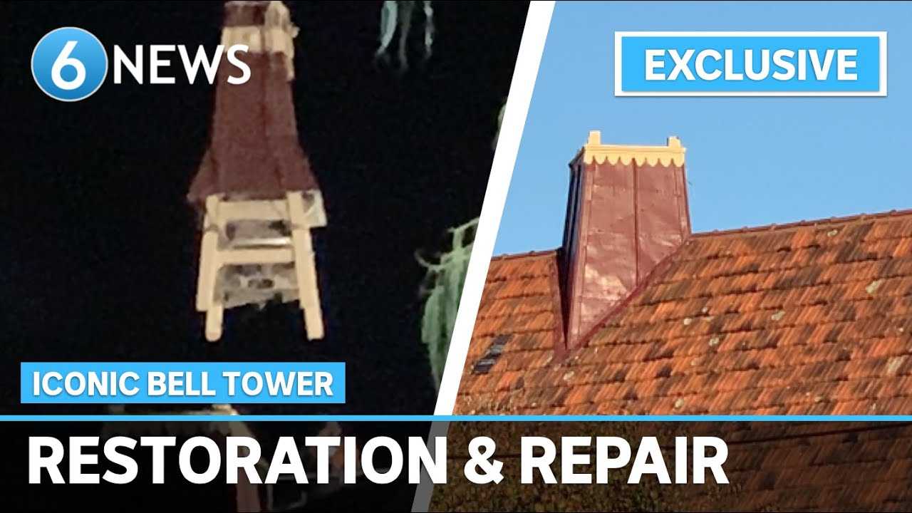 EXCLUSIVE: Iconic Bell Tower will be repaired and restored