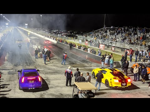 Live At Xtreme Raceway Park - Itsjusta6 and Demonology - Moneyshift