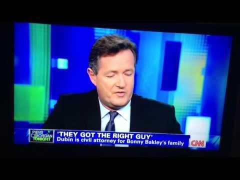 Attorney Eric Dubin on Piers Morgan Tonight (CNN) RE: Robert Blake Interview