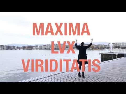 Geneva Lux 2017 - Maxima Lux Viriditatis