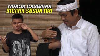 TERNYATA CASWARA MASIH PUNYA BAPAK DI CIPEUNDEUY SUBANG-IBUNYA MENIKAH LAGI DAN DITERLANTARKAN