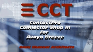 CCT Connector Snap IN for Avaya Breeze & Oceana