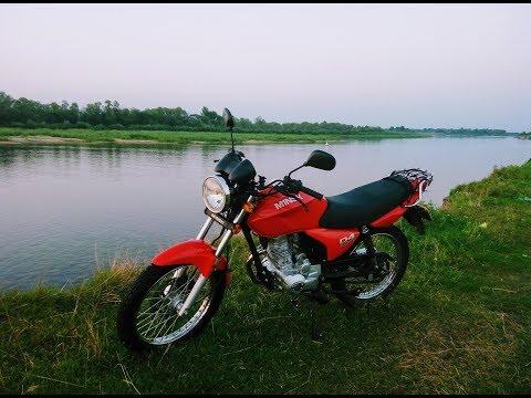 Новый китайский мотоцикл Минск развалился за 2 сезона ?? Покупать ли M1NSK D4 125