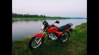 новый китайский мотоцикл Минск развалился за 2 сезона ?? Отзыв после 10.000 км на  M1NSK D4 125