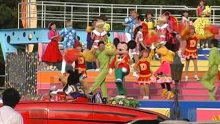 TDLダンシン・ロック・アラウンド・ザ・マウス2005年