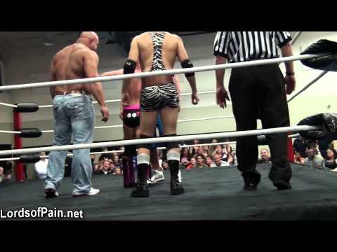 Shane Twins vs Shooter Storm & Wayne Van Dyke