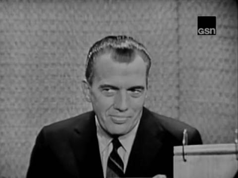 What's My Line? - Ed Sullivan; Edward Mulhare [panel] (Mar 17, 1963)