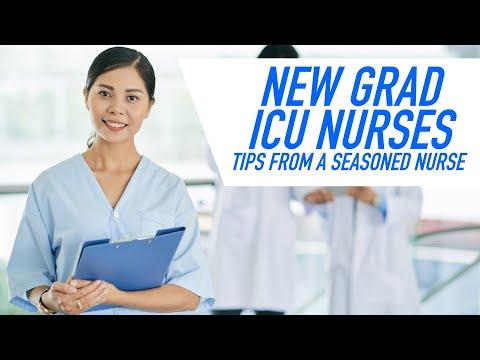 New Grad ICU Nurses: Tips And Advice From A Seasoned Nurse