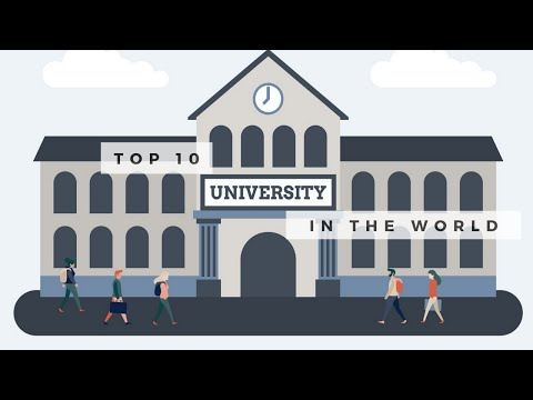 Best Universities in the world (2020) [Top 10]