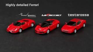 Silverlit 1:50 BlueTooth Ferrari