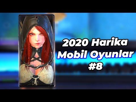 2020 Harika Mobil Oyunlar #8 : Android IOS
